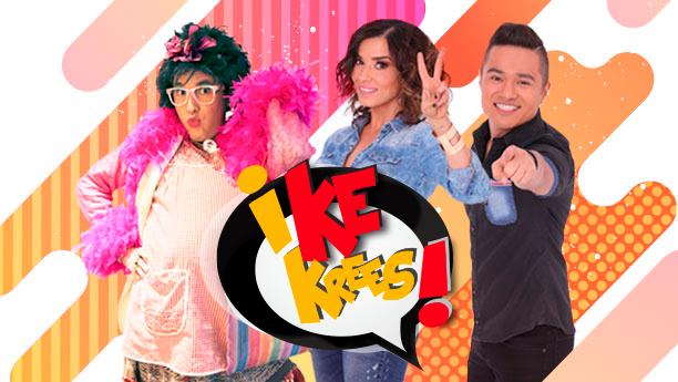 Ke Krees con Espinoza Paz